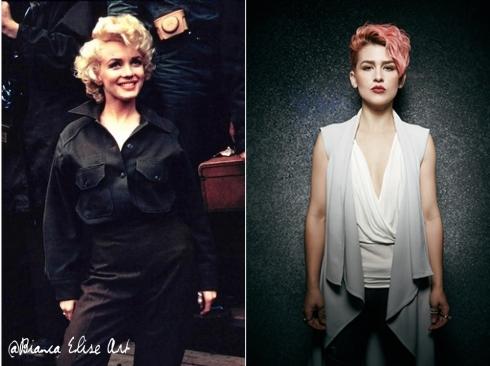 Havilah vs. Marilyn